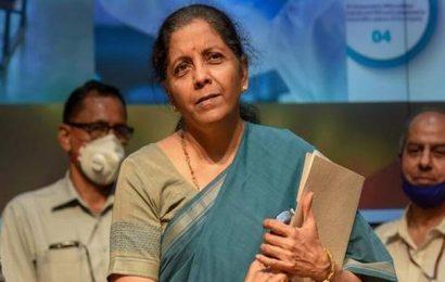 Coronavirus lockdown | Fifth tranche of economic package focusses on reforms, says Nirmala Sitharaman