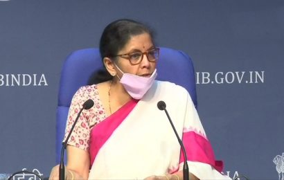 FM Nirmala Sitharaman Speech HIGHLIGHTS: Funds transfers worth Rs 18,700 cr done under PM-KISAN in last 2-months