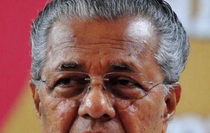 Quiet birthday for Kerala CM: PM, Gadkari, extend greetings