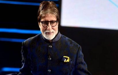 Amitabh Bachchan shoots for 'KBC' during lockdown: 'Sufficient precaution was taken'