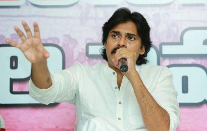 Pawan Kalyan responds on Naga Babu Godse Comments