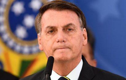 Brazil's Bolsonaro urges Supreme Court to shelve 'fake news' probe