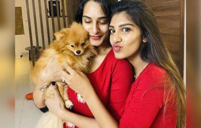 Surekha Vani reacts on her daughter Supritha Cine Entry