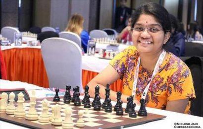 Priyanka's WGM dream gets stuck