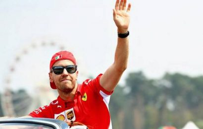 Vettel, Ferrari to part ways at the end of 2020