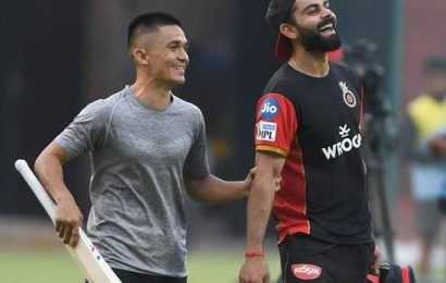 My father showed me the right way, says Kohli