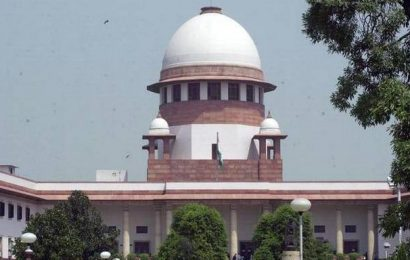 SC stays decision on Chudasama's election