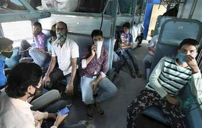 Special train for Bihar migrants leaves Thanjavur