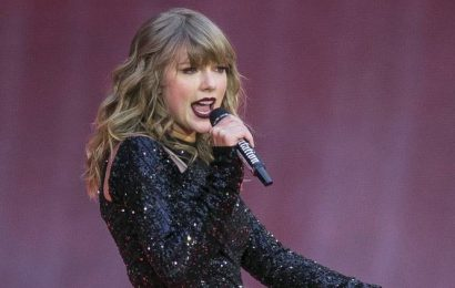 You are not somebody else's opinion of you: Taylor Swift