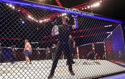 UFC cuts bout after fighter tests positive for coronavirus
