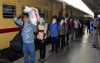 Coronavirus lockdown | Bihar to reimburse fare of returning migrants