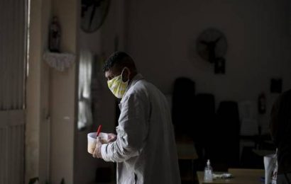 Buenos Aires lockdown extended until June 7 after rise in coronavirus cases