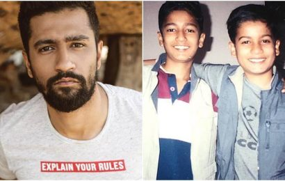 Ayushmann Khurrana, Taapsee Pannu and others wish Vicky Kaushal on his birthday