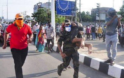 Visakhapatnam gas leak claims 11 lives; over 350 hospitalised