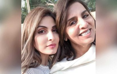 Riddhima Kapoor's Mother's Day wish for Neetu Kapoor: 'My mom, my everything'. See pics