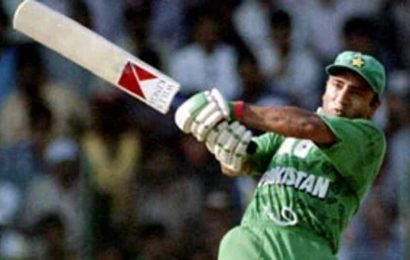 On this day: Saeed Anwar's record 194 shadows Rahul Dravid's maiden ODI ton
