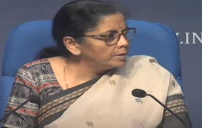 Focus of 4th tranche of economic package is structural reforms: FM Nirmala Sitharaman