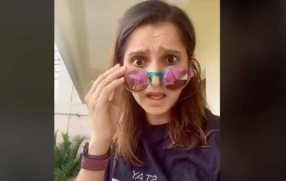 If getting up early in morning is not your game, you'll relate to Sania Mirza's TikTok video