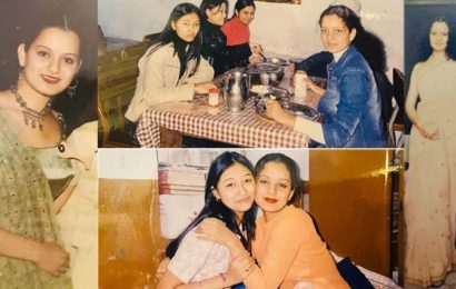 Kangana Ranaut chills with friends at college bash, dines at hostel canteen in throwback photos