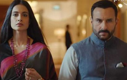 Ali Abbas Zafar admits 'we are struggling' with finding final title for Saif Ali Khan's Amazon show Dilli, has no plans to release it early