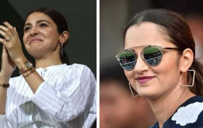 When our husbands don't perform, it's because of us, me and Anushka can relate most: Sania Mirza