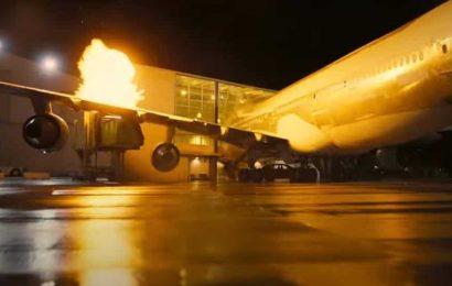 Christopher Nolan crashed a 'real plane' into a 'real building' in Tenet, says John David Washington