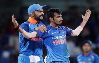 'Definitely exhibition game': Virat Kohli on Yuzvendra Chahal batting up the order