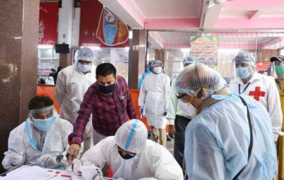 Covid-19: Haridwar administration begins rapid testing of migrants workers