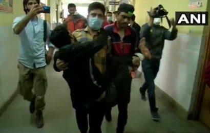 Day after encounter, eight injured in blast in J-K's Handwara