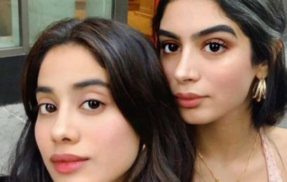 Janhvi Kapoor shares message after house help tests positive for Covid-19: 'Staying at home is still the best solution we have'