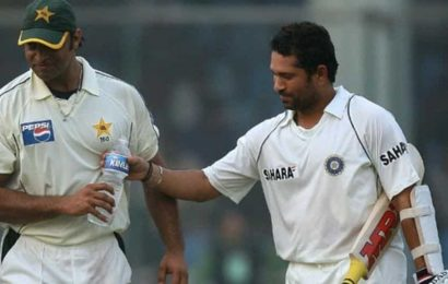 'I kept bowling bouncers':Shoaib Akhtar recalls how he troubled SachinTendulkar in 2006 Faisalabad Test