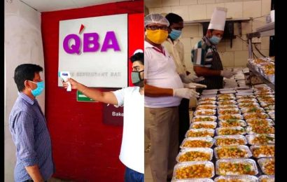 Fighting Covid-19: This restaurant in Connaught Place has been serving free meals to the needy