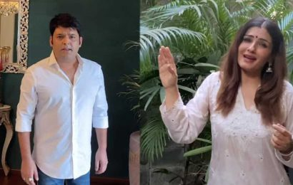 Guzar Jayega: Kapil Sharma, Raveena Tandon feature in motivational track voiced by Amitabh Bachchan, watch