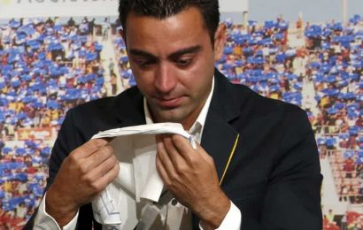 Wasn't the right time: Xavi on turning down Barcelona job in January