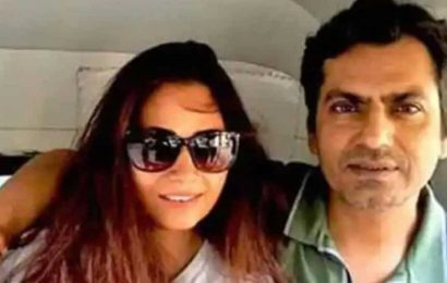Nawazuddin Siddiqui's brother Shamas says he found out about Aaliya filing for divorce through media