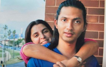 Farah Khan says Shirish Kunder is 'ok husband but a great father' as she shares hilarious wish for him on birthday