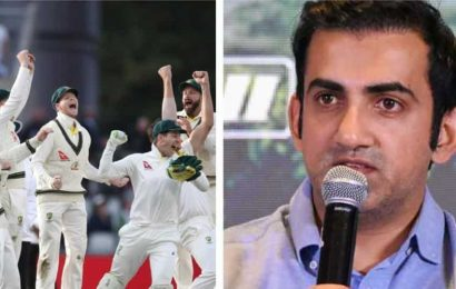 'They have been absolutely pathetic away from home': Gautam Gambhir questions Australia's No. 1 Test Rankings