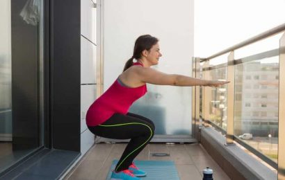 Fit and fine: How to make the most of an equipment-free workout