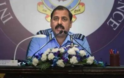 Air Chief Marshal RKS Bhadauria: 'Can't lose sight of North and West, both our foes increasing inventories'