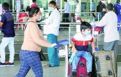 Mumbai airport operates 41 flights on Day 2
