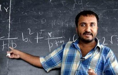 Super 30s Anand Kumar to JEE Main aspirants: 'Turn lockdown period into an opportunity'