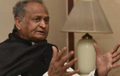 Quarantine facilities in villages will be Rajasthan's top agenda: CM Ashok Gehlot