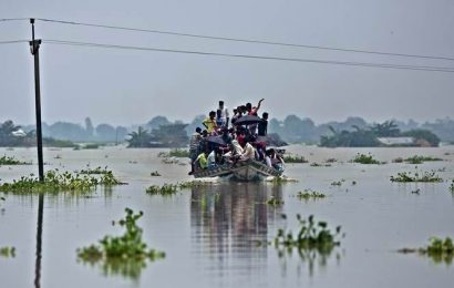 Assam: 600 affected in floods; new guidelines for relief camps on account of pandemic