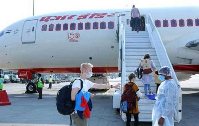 India's Vande Bharat evacuation operation begins today, 2,300 people to come back in first batch