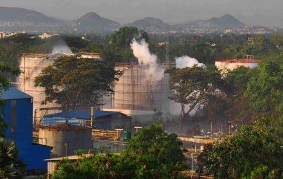 Govt asks factories to exercise caution after gas leak at Visakhapatnam plant