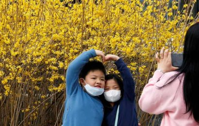 South Korea restarts schools after coronavirus spread slows