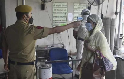 Delhi registers 534 new Covid-19 cases; highest single-day spike takes tally to 11,088