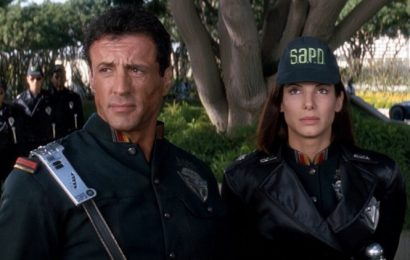 Sylvester Stallone working on Demolition Man 2