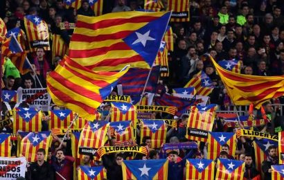 La Liga considers virtual crowds before June 11 restart