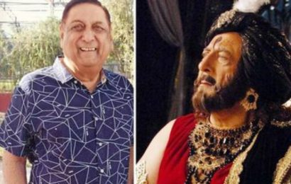 Gufi Paintal on Mahabharat: Did not have an idea that it was going to be such a massive hit